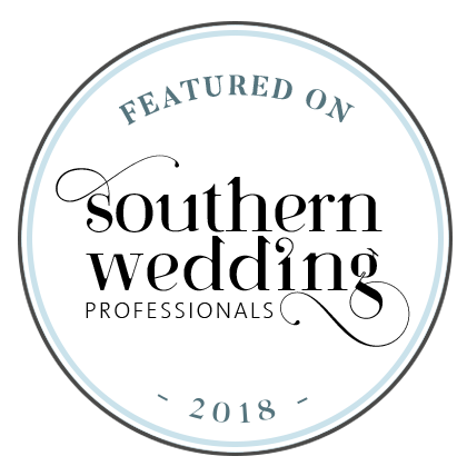 Southern Wedding Pros Featured Badge