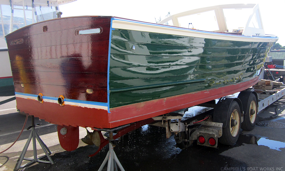 Fiberglass & Wooden Boat Refinishing, Restoration, & Customizations