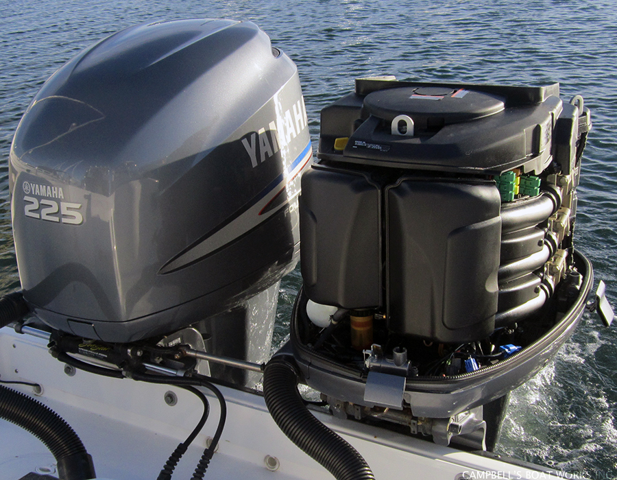 Mechanical boat motor and systems repair maintenance for How does an outboard motor work