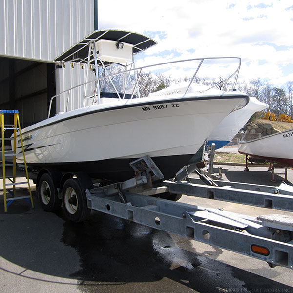 Spring Commissioning and Boat Detailing