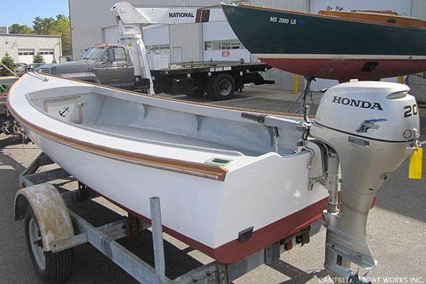 Boat Deck Repacement