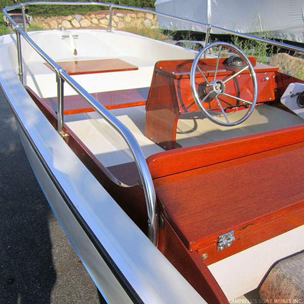 Boston Whaler Brite Work