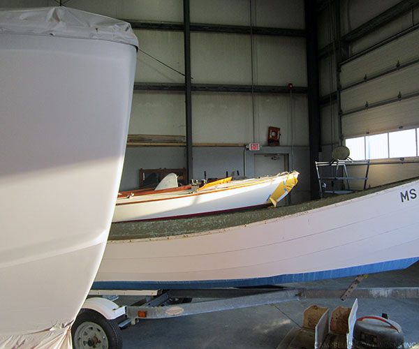 Boat Refinishing Projects