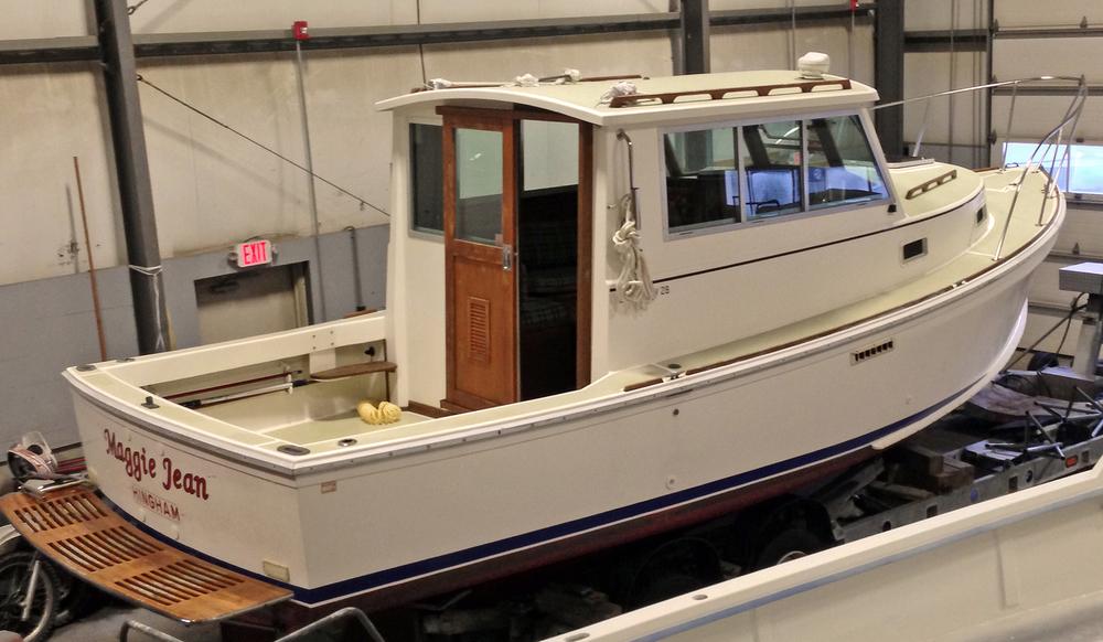 28u0026#39; Cape Dory u2014 Campbellu0026#39;s Boat Works Inc.