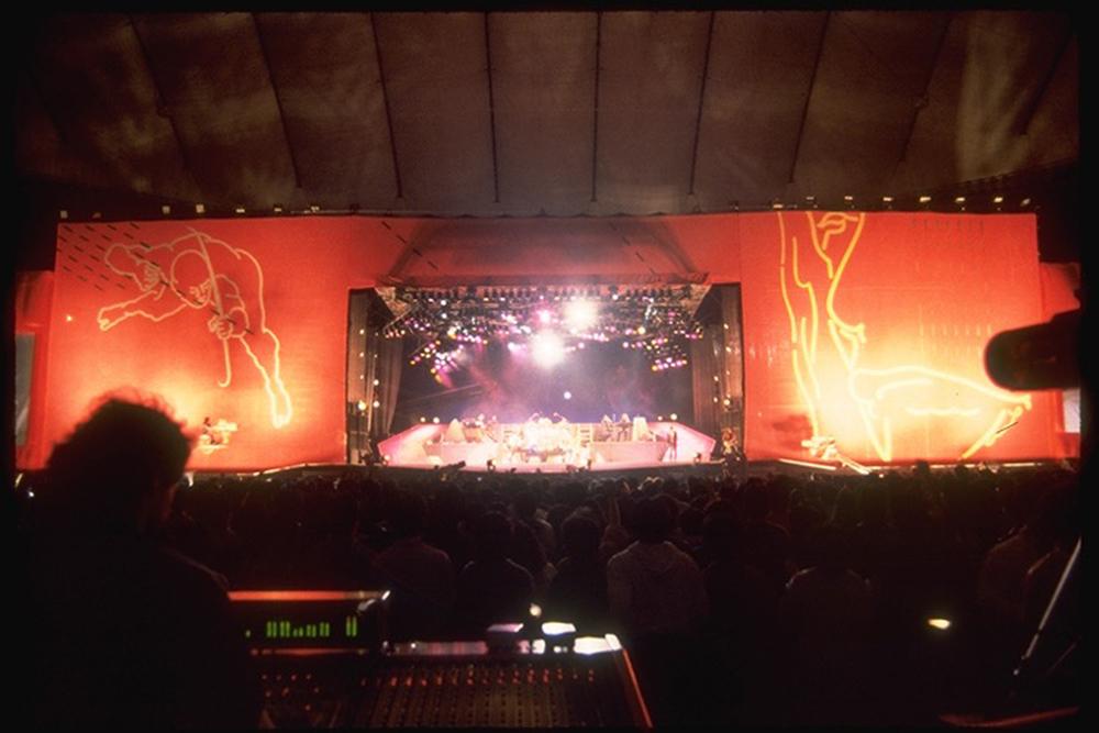 Mick Jagger -  Big Egg Arena, Tokyo