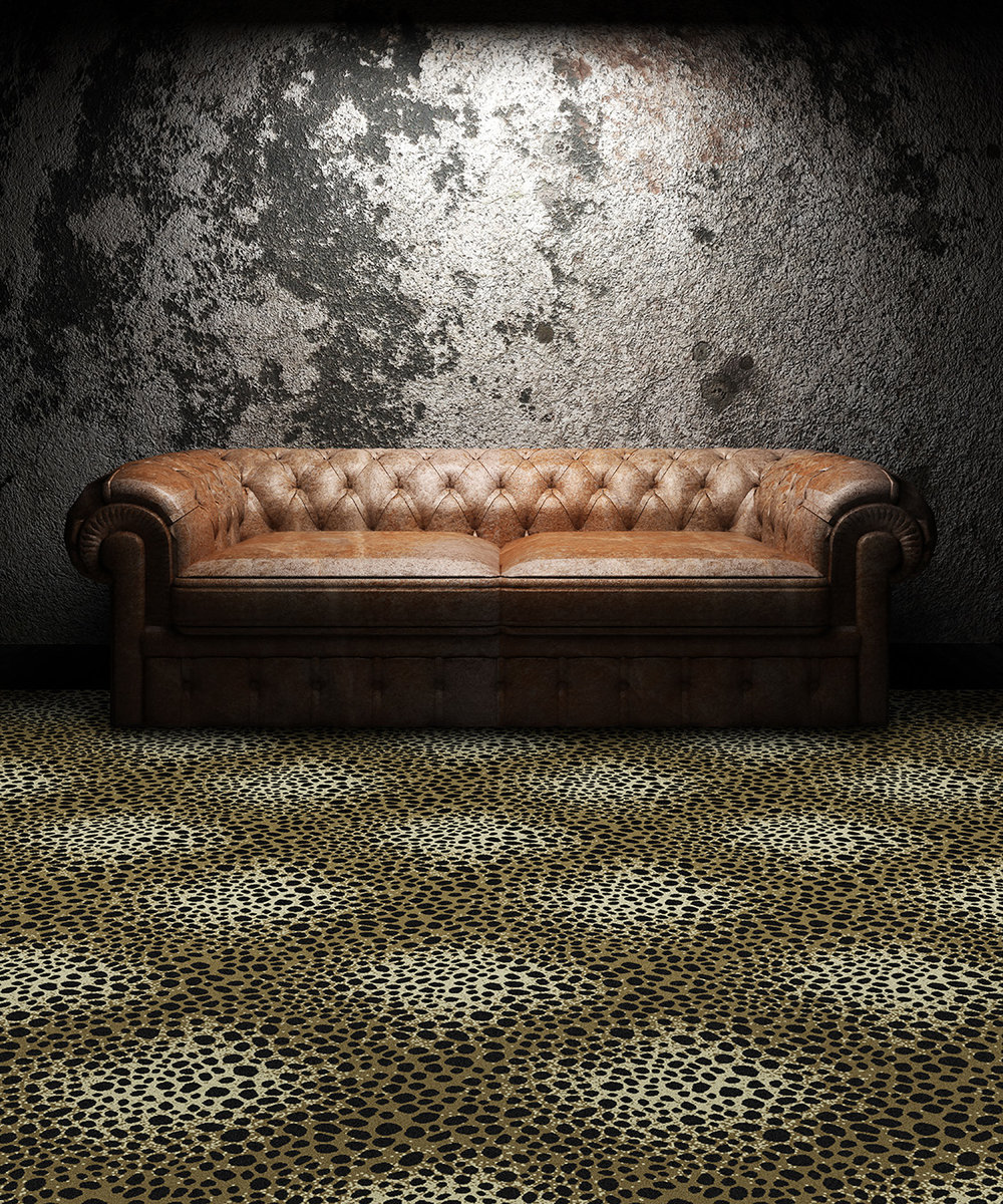 "Pattern # 5492                                                            Pattern Name: Leopard  Pattern Repeat: 36"" x 36""  In Stock"