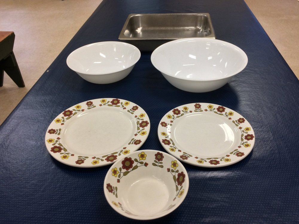 $50 - New Camp Dishes