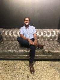 Jordan Hamilton, Account Management Intern