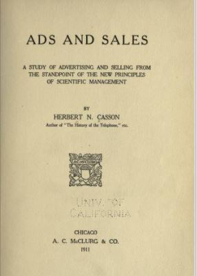 Casson_Ads and Sales_1911.JPG