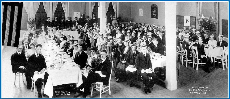 First McCann Dinner_1916.JPG