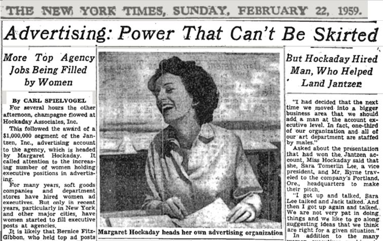 NYTimes 1959 More Women-larger version.JPG