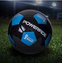 Powerade on soccer ball.JPG