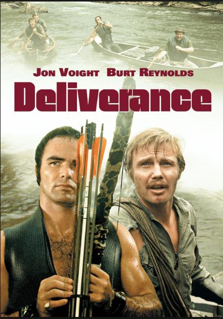 Deliverance poster with Burt Reynolds.PNG