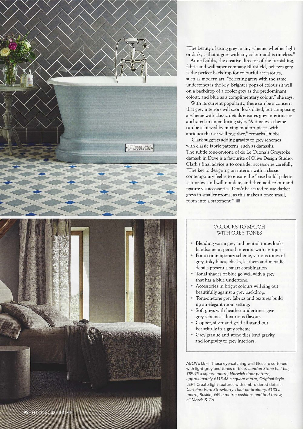 The English Home - Feb '17 - Page 98 - 'GENTLE GREYS - Page 97 (ANNE DUBBS' APARTMENT) - See Quotes.jpg