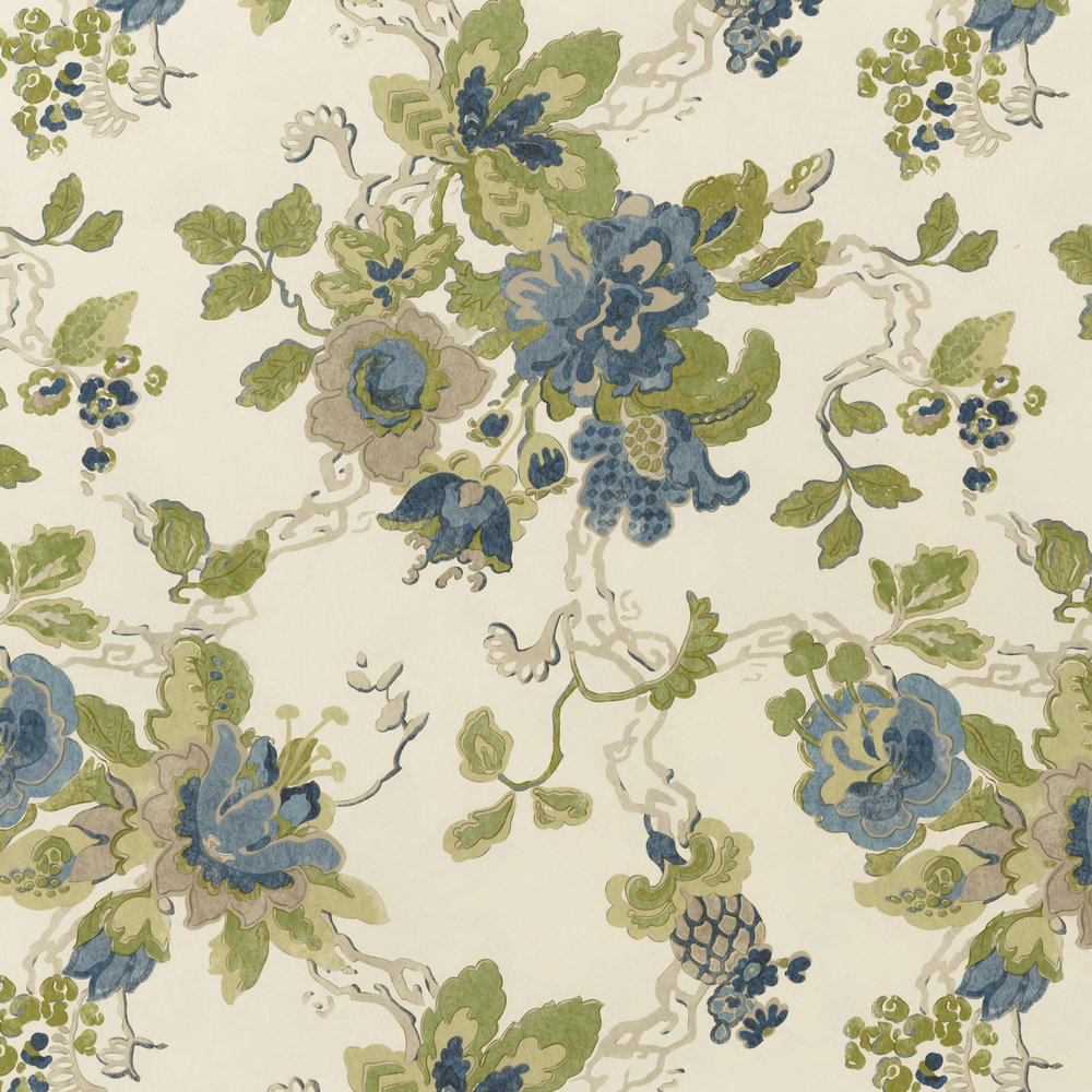 <p><strong>PARNHAM</strong>cornflower/Lime 530-09<a href=/the-spencer-collection/parnham-cornflower-lime-530-09>More →</a></p>