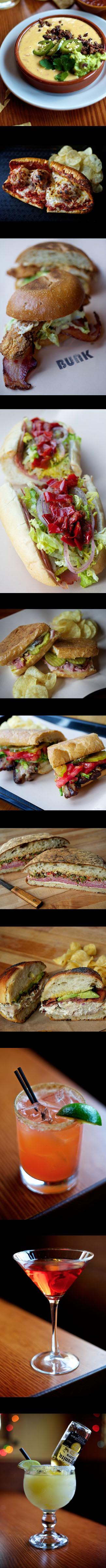 bunksandwiches