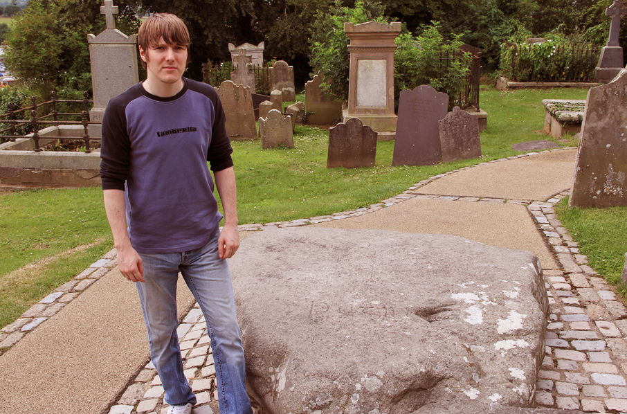 St. Patrick's Grave.JPG