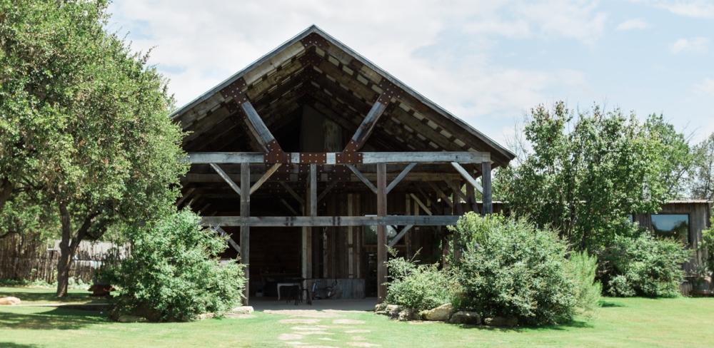 The Creek Haus Barn