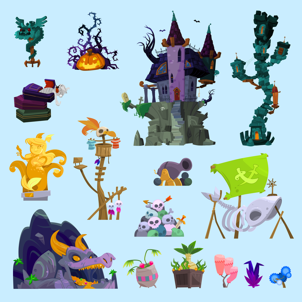 World Assets for Godfinger