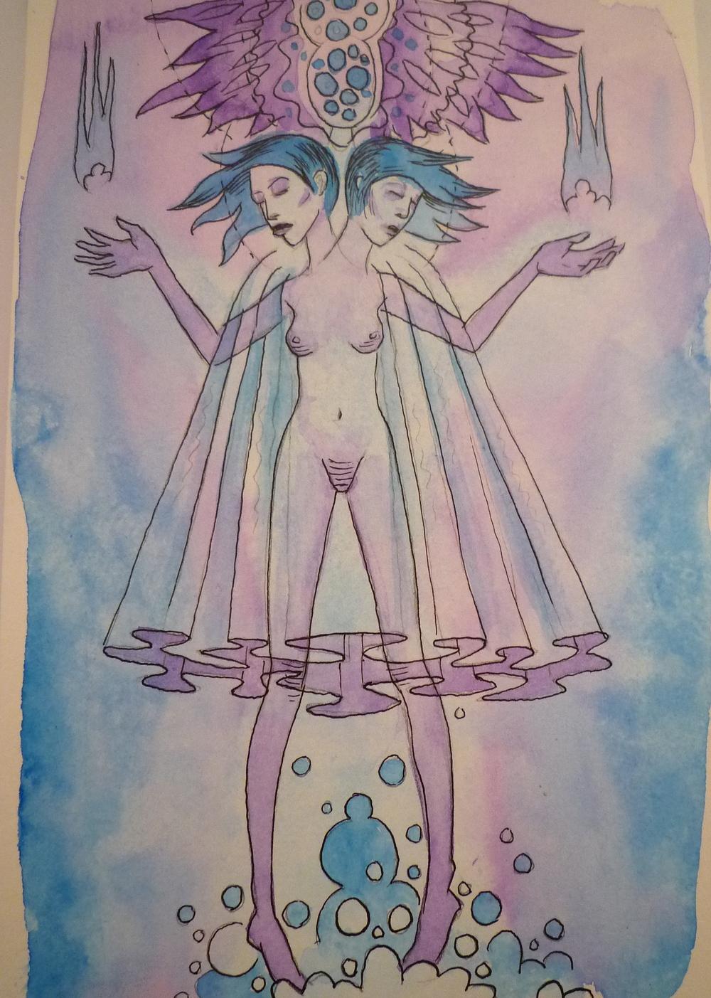Twin Goddess