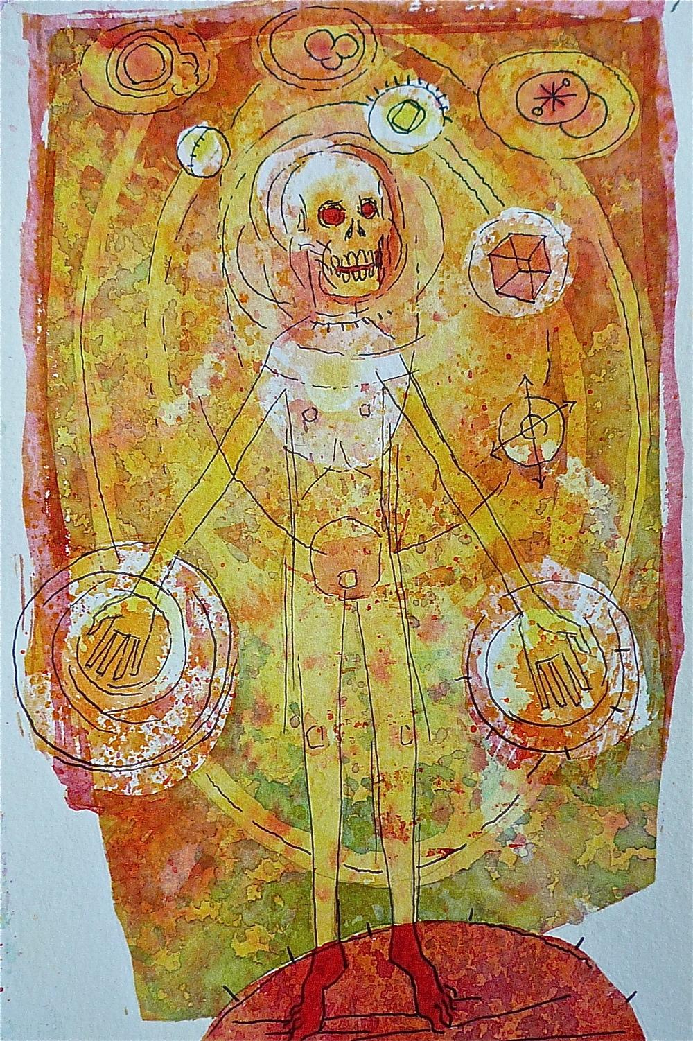 X-ray Annunciation