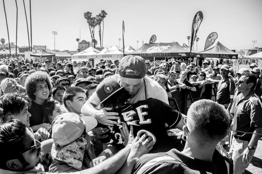 Hundredth, Vans Warped Tour, LA
