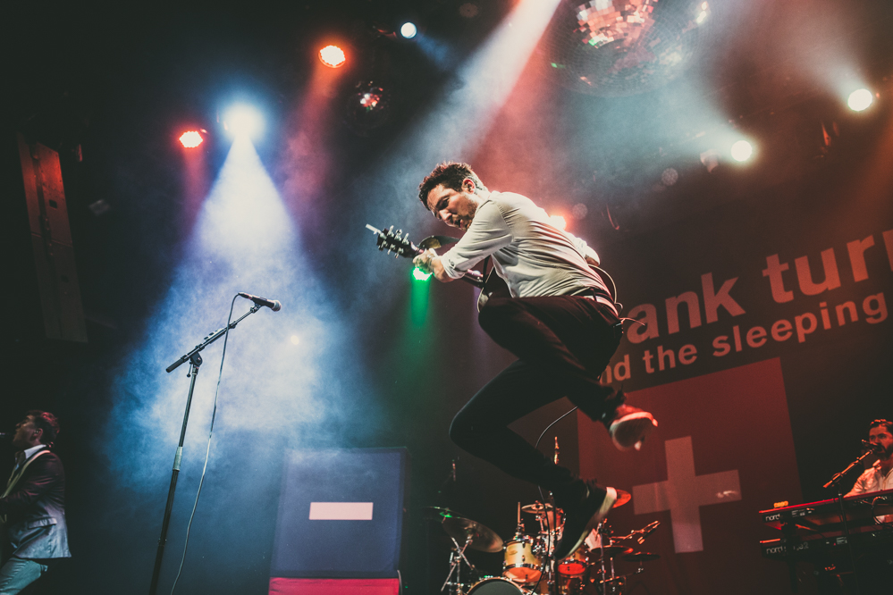Frank Turner in concert at The Mayan, Los Angeles, America - 22