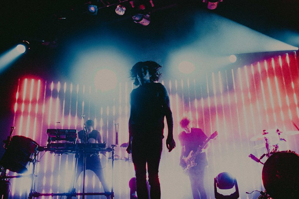 Bring Me The Horizon, El Rey, LA