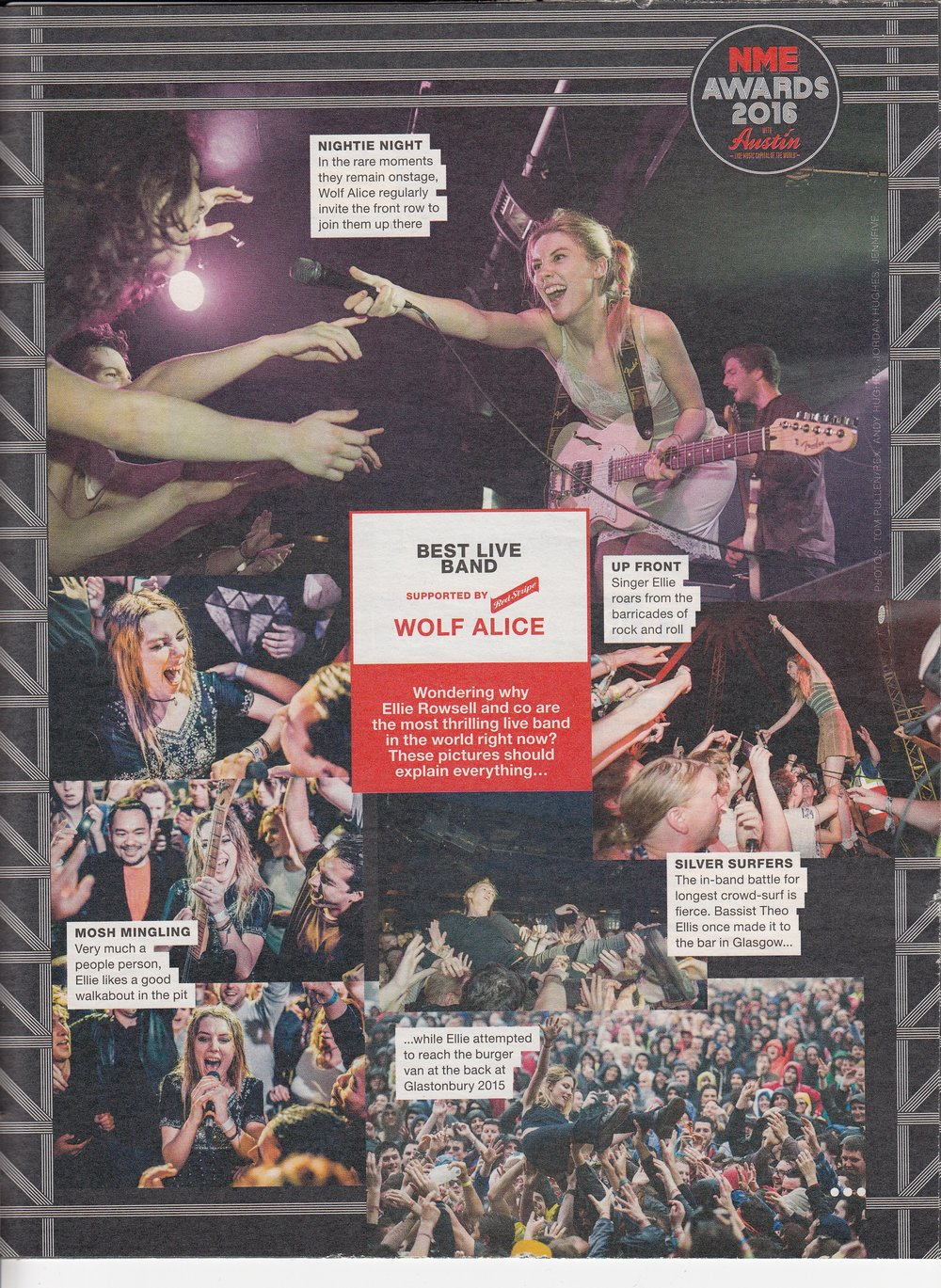 Wolf Alice / NME