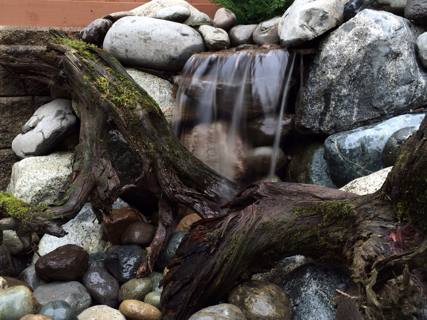 mini pondless diy waterfall kit giveaway u2014 the pond store