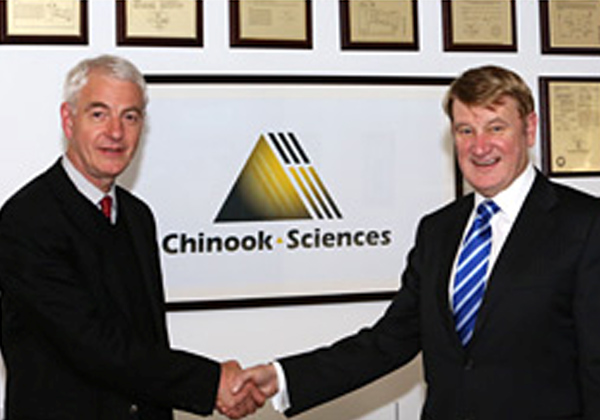 June 20th, 2012 Chinook Sciences to expand in Nottingham