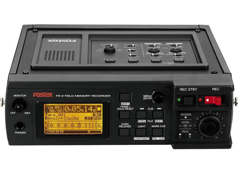 Fostex FR2   2-track Digital Audio Recorder