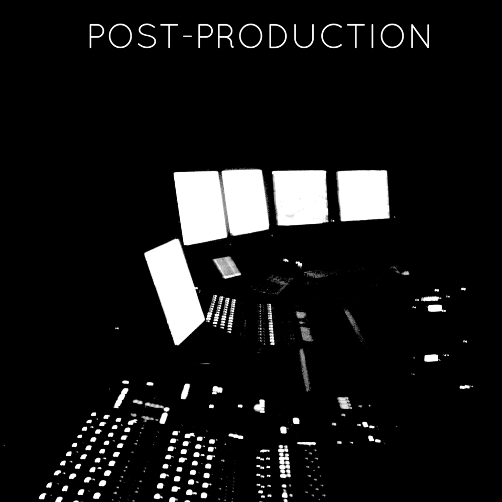 POST-PRODUCTON SERVICES Sound Design Dialogue Editorial Tracklay Foley Editorial Music Editorial ADR & Voice Over Recording 5.1 Surround Sound Mixing Forensic Audio Enhancement