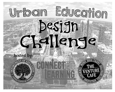 It takes design thinking ideas and applies them to education issues in order to come up with innovative solutions!