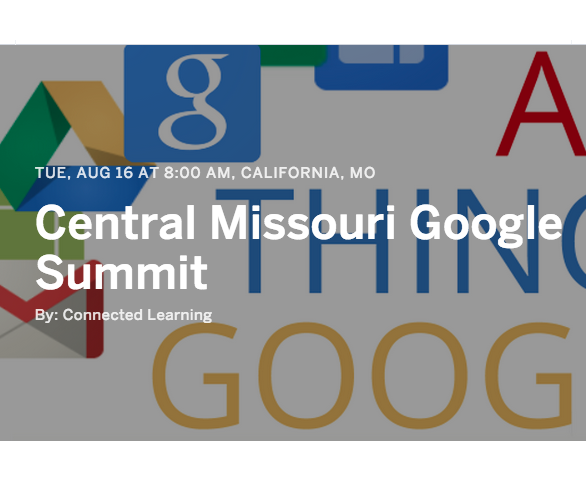 The Google Summit shows off all the useful tools and tricks to using Google in the classroom.