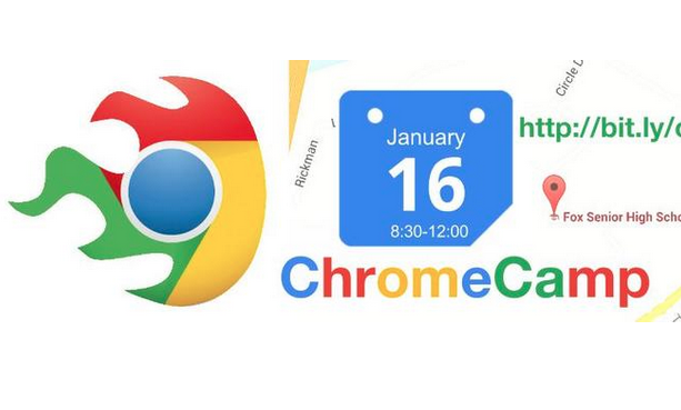 Chromecamp is all things Chrome--tools, tricks, extensions--for 1:1 Chromebook classrooms.