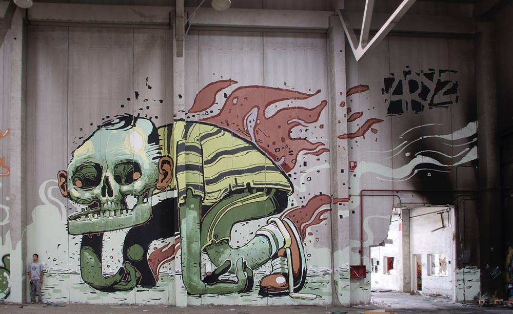 2009  Abandoned Factory , Catalunya