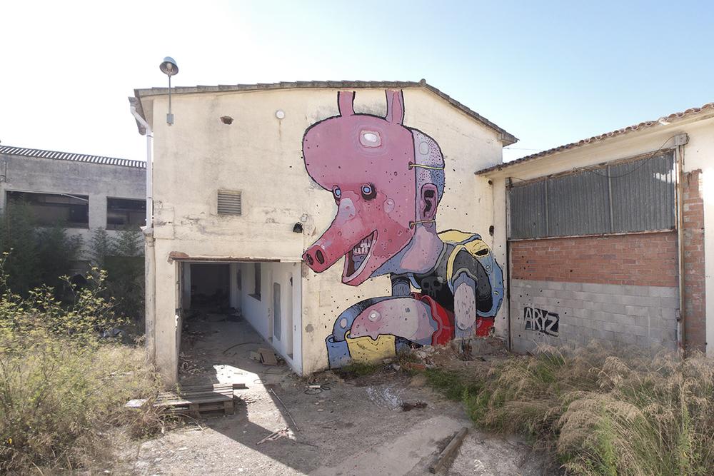 2010  Abandoned Factory,  Catalunya