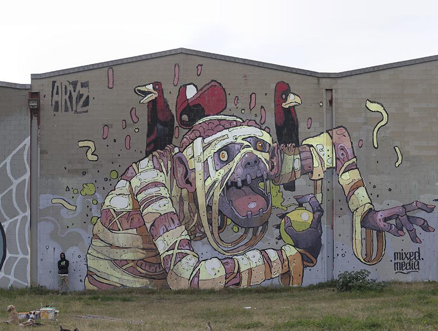 2011 Abandoned Factory, Catalunya
