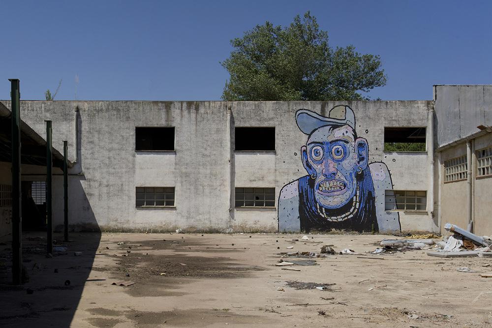 2011  Abandoned Factory , Catalunya