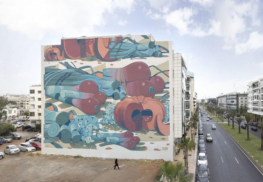 Rabat , Morocco 2017