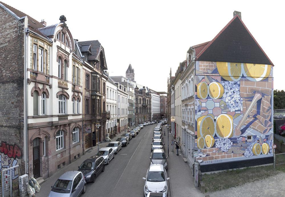 Saarbrücken , Germany 2017