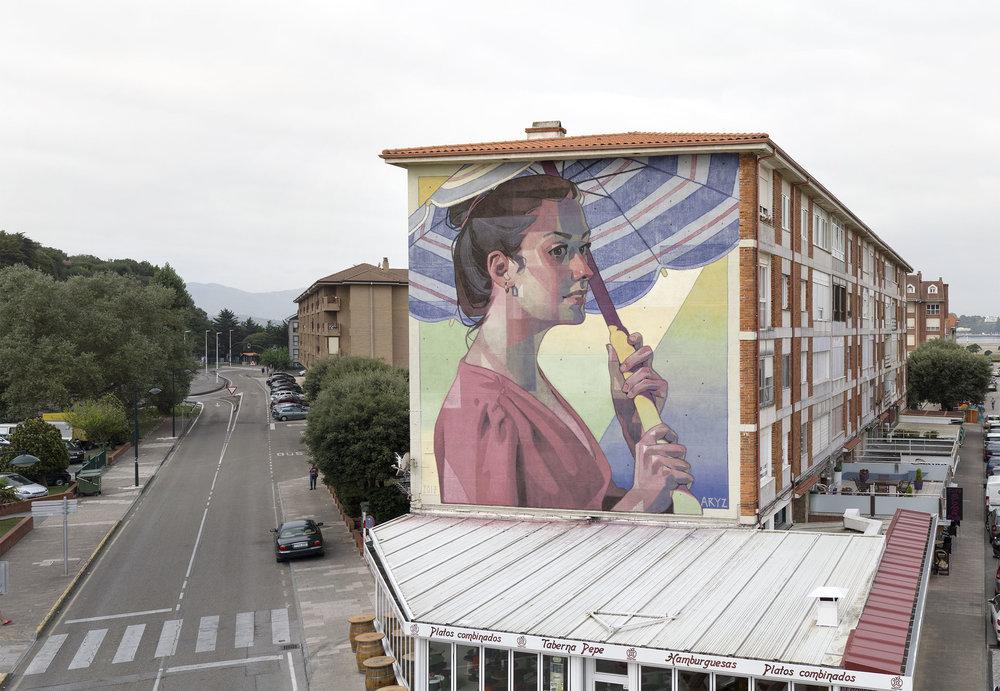 Somo , Cantabria, Spain 2017