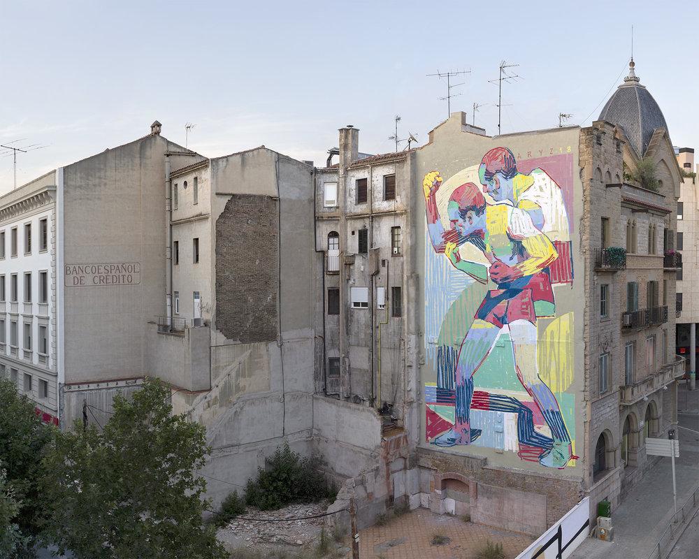 Manresa , Catalunya 2018