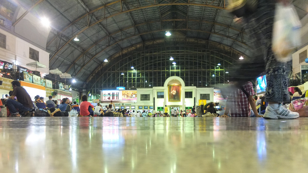 railway station bangkok