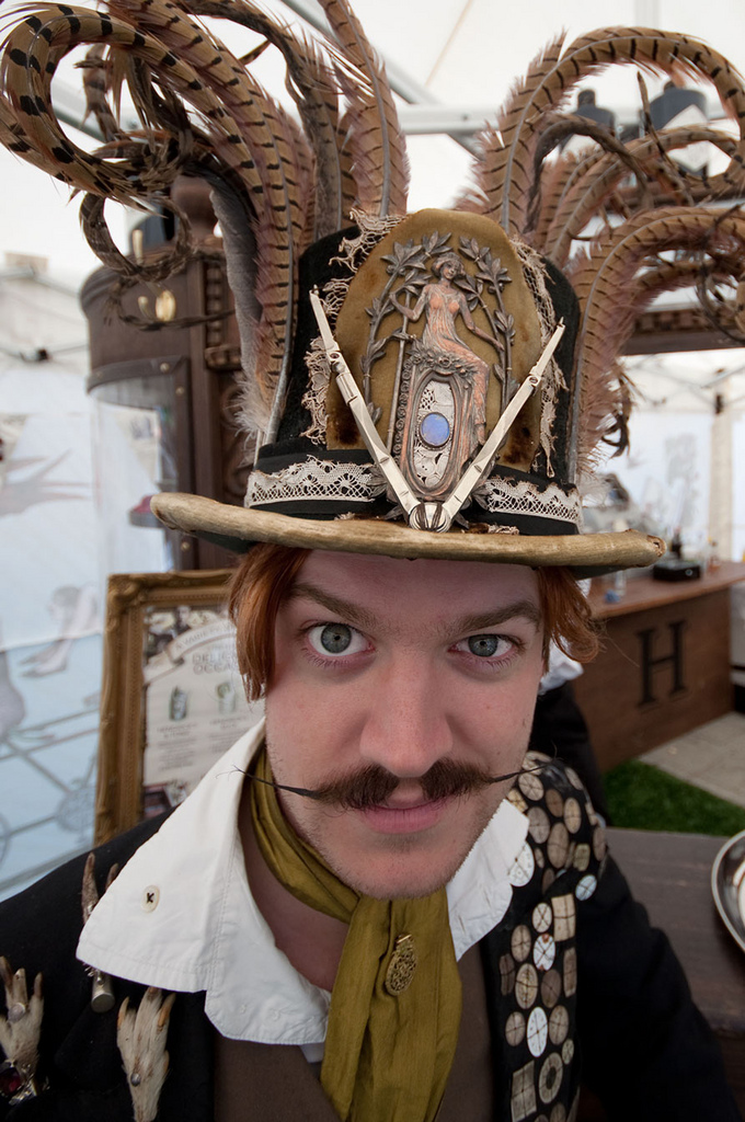 a fine hat