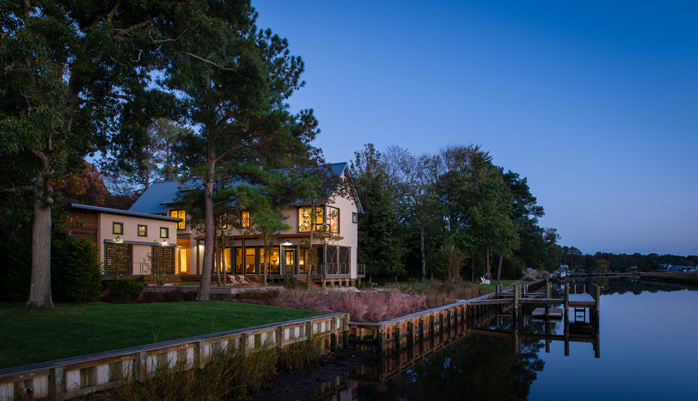 Canal House  Photo Credit: John Cole Photography