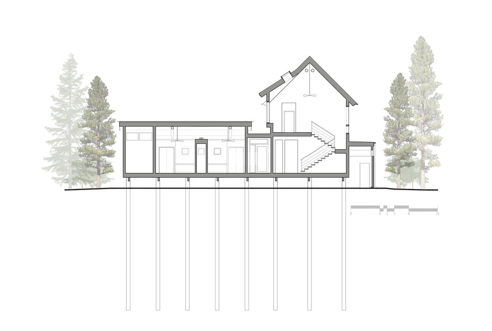 Canal House  Gardner Architects LLC