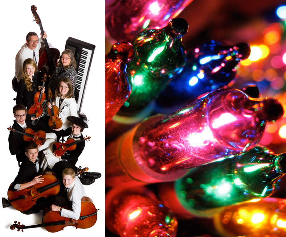 New Christmas Music Video This Week! — The Johnson Strings