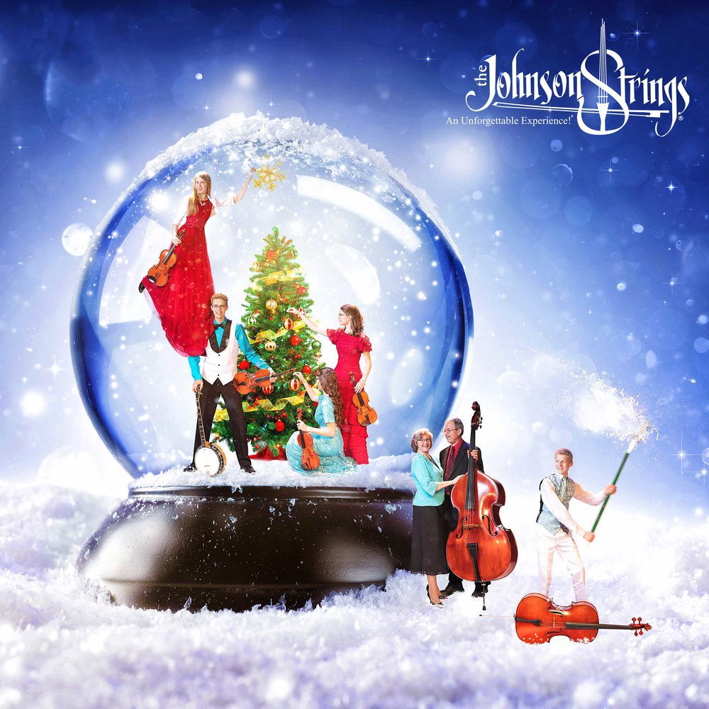 The Johnson Strings  Christmas  Show - in Branson MO during November and December!
